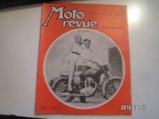 **c Moto revue n°1407 100cc Hercules / Comment monter démonter un pneu