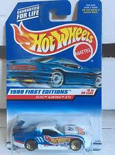 Hot Wheels 1999 *OLDS Aurora GT3* Collector # 911 Sammlerstück / OVP