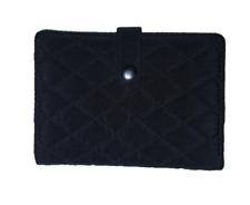 Vera Bradley Travel Wallet Pass-case Classic Black NEW w tag 22043-081