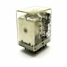 1 American Zettler AZ429-1011-1WHUS 12VDC Coil 4 Pole PCB  Relay 7.5A@115V