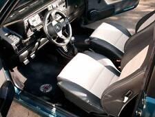 Golf 1 Cabrio Maß Sitzbezüge Ledersitze Lederausstattung in vier Farben