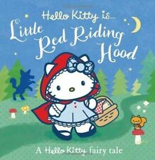 Hello Kitty is... Little Red Riding Hood (Hello Kitty), New,  Book