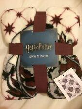 Harry Potter GRYFFINDOR Bed Throw Hogwarts 125CM x 150CM Soft Primark