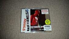 System of a Down Aerials CD Single Australia