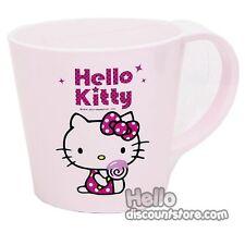 Sanrio Hello Kitty Light Pink Handle Cup
