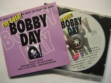 "BOBBY DAY ""THE GREAT BOBBY DAY"" - CD"