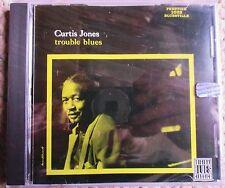 Curtis Jones Trouble Blues Prestige Bluesville CD New/Sealed