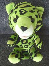 Build A Bear Smallfrys Lime Leopard