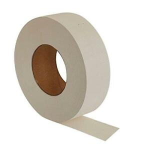 Drywall Durable Design Heavy Grade Paper Joint Tape For Plasterboard 50mm X 150M