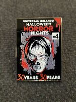 Universal Orlando Halloween Horror Nights 2020 HHN 30 Mystery Pin #4: Eddie OOP