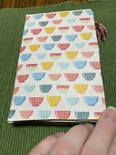 Cooking/ Baking/laundry Handmade Small  Paper Bag Junk Journal