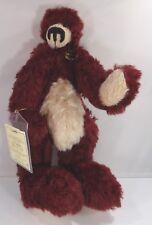 Dean's Artist Showcase Teddy Bear 'Mr Cranbeary' Ltd. Ed. Stephanie Thomas