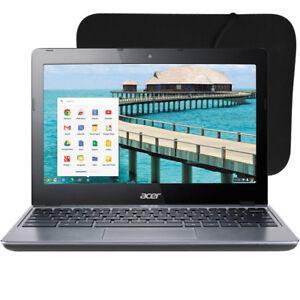 Acer Chromebook - 11.6-Inch Touchscreen, 1.40GHz, 4GB RAM, 16GB SSD, HDMI Port