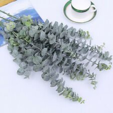 Artificial Plants Eucalyptus Leaves Silk Greenery Plant Wedding Party Home Decor