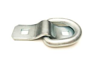 6x Zurrbügel Zurring Zurröse Öse Anhänger D-Ring Zurrpunkt Bodenzurring 2000 kg