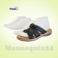 2 Pairs Of Feet - Left & Right Mannequin Foot Forms