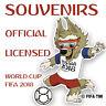 World Cup FIFA 2018 Russia Mascot Zabivaka Official licensed Souvenirs