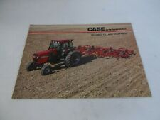 Case Ih Seeded Tillage Equipment 4700 365 568 4600 4500 415 Brochure 2294 3294