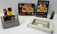 Super Nintendo SNES Spiel - Metal Marines + Anleitung + OVP - CIB