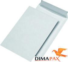 Weiße Versandtaschen für gewerbliche Briefumschläge & DIN-C5