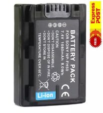 Camera Battery For SONY NP-FH30 NP-FH40 NP-FH50 NP-FH60 NP-FP50