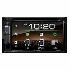 New listing Kenwood Ddx25Bt 6.2 In. In-Dash Dvd Receiver With Bluetooth - Black