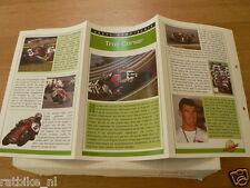 MM23- TROY CORSER DUCATI MINI POSTER AND INFO MOTO GP