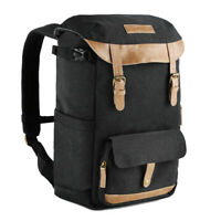 K&F Concept Large Capacity Camera Backpack Bag for Canon Nikon Sony Waterproof