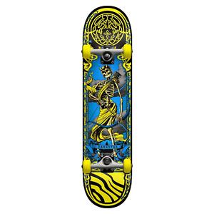 "Darkstar Skateboard Complete Arrow FP Yellow 7.5"""