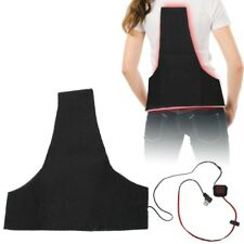 Washable Electric 5V 2A USB Heating Pad Heated Vest Jacket For Outdoor Indoor LY