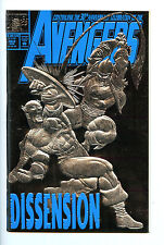 Avengers #360 + #363 Marvel Comics Foil embossed cover nm/m 1993 Lot of 2