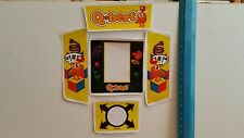 Parker brothers table top qbert decals