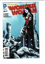WONDER WOMAN #40, JAE LEE 1:100 VARIANT, New, First print, DC NEW 52 (2015)