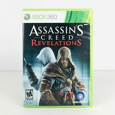 Assassin's Creed Revelations XBOX 360 Excellent Condition 2011