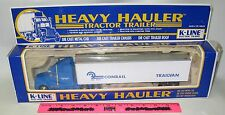 K-Line 8513 Conrail heavy hauler tractor trailer