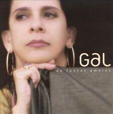 De Tantos Amores by Gal Costa (CD, May-2001, Bmg)