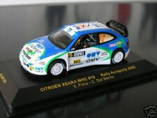 CITROEN Xsara WRC #19 Acropolis Greece WM 2005 Rallye OMV Pons IXO 1:43