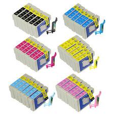 36 Ink Tank & 1 Set Chip for Epson PX650 PX660 PX700W R265 R270 R285 R290 R360