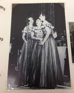 RIPRODUZIONE FOTO ALINARI IL TRIO LESCANO 12X18 cm 1938 ca. (5)