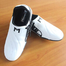 Mma Shoes Side Lace Up Non Slip Pivot Soles Kicks Martial Arts Kungfu Taekwondo