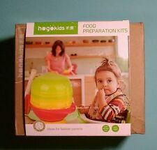 Multifunction For Baby Food Grinding Bowl Mash Grinder Diy Homemade 8 in 1 Set