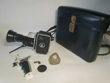 🎥 ancienne camera BOLEX PAILLARD zoom reflex P1