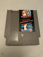 Super Mario Bros / Duck Hunt Nintendo Entertainment System FREE SHIPPING!!