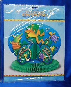 Leap Frog Friends Party Centerpiece Amphibians Centerpiece Leap Frog Centerpiece