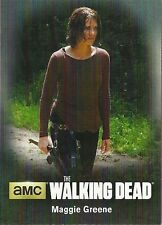 2016 The Walking Dead Season 4 Part 2 CHARACTER BIO C11 Maggie Greene