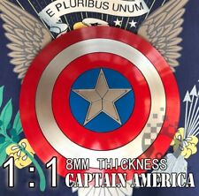 ESCUDO CAPITAN AMERICA Nuevo diseño 2017, ESCALA 1/1,  57cm, Cosplay, colección