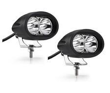 2Stück 40W Arbeitsscheinwerfer Bar Flutlicht Nebel Lamp Für 4WD PKW ATV Off-road