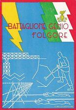 """# BATTAGLIONE GENIO PIONIERI """"FOLGORE""""  (anni '60)"""