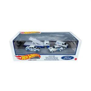Hot Wheels Premium Ford Rally Premium Set Diorama Box Set *** IN STOCK***