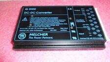 1PC MELCHER 24Q2660-2R DC/DC CONVERTER DUAL 24V 2.2A Q Series 2000 15-PIN CONN